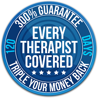 300% Every Therapist Covered Guarantee